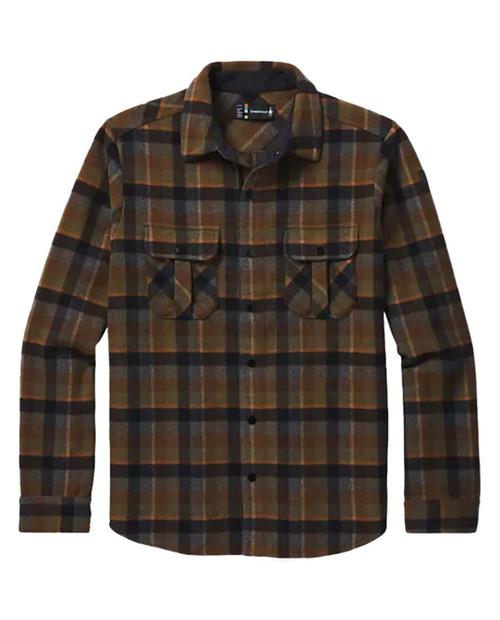 SMARTWOOL Mens Anchor Line Shirt Jacket