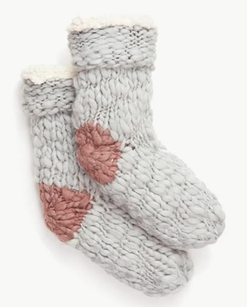 Womens Scout Slipper Sock