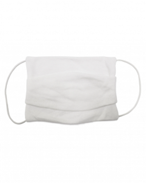 Facemask White (2-Pack)