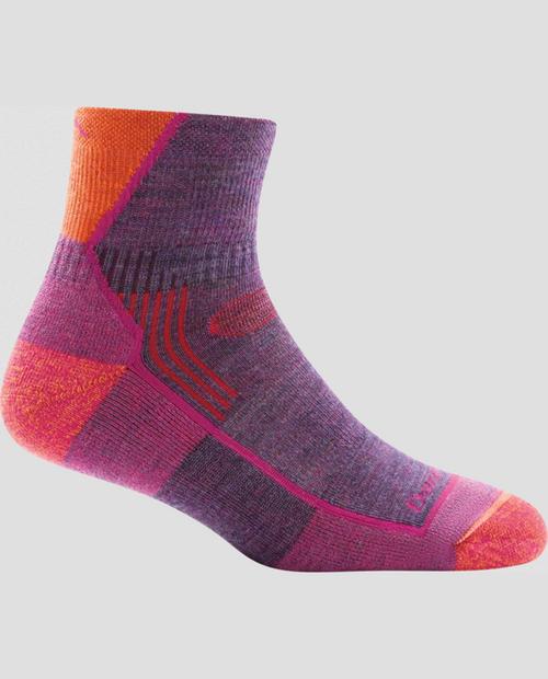 Womens Hiker 1/4 Sock Cushion