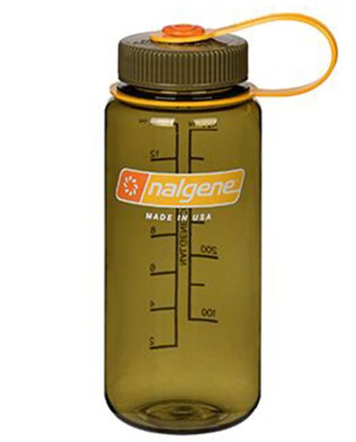 NALGENE Widemouth 1 Qt Olive