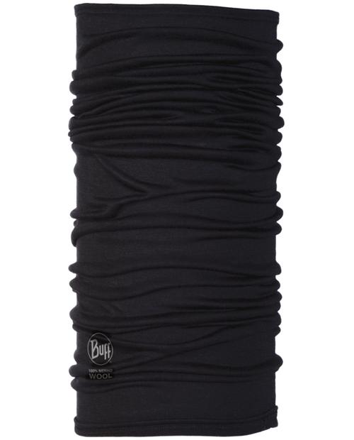 Wool Solid Buff - Black
