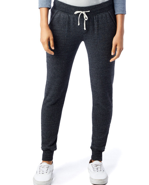 ALTERNATIVE APPAREL Womens Classic Eco Jogger Pants