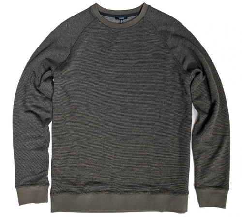 Mens Cotton Crewneck Sweatshirt