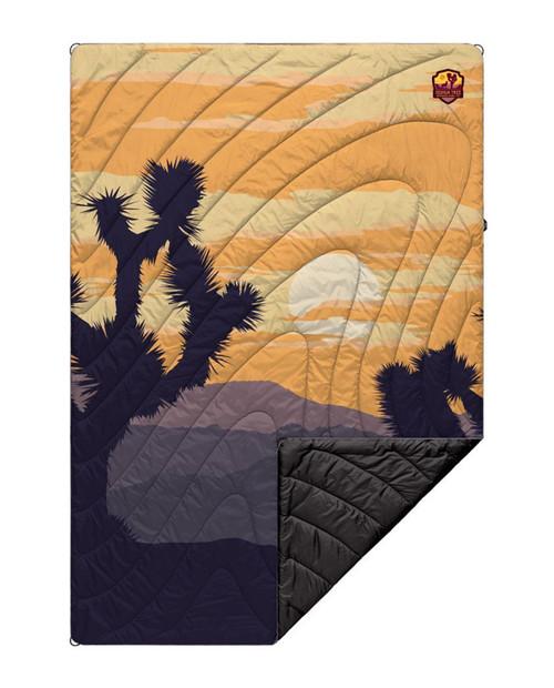 Rumpl Printed Puffy Blanket - Joshua Tree - 1P