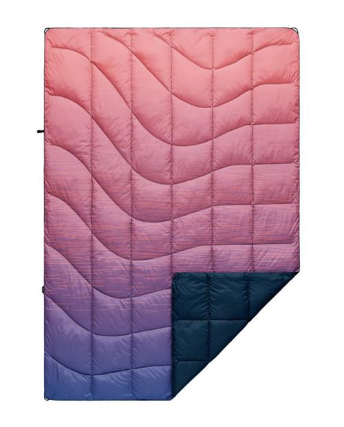 Rumpl Printed Nanoloft Blanket - Ripple Fade - 1P