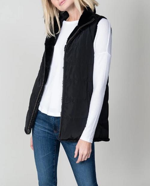 Dylan Womens  Lond Reversible Vest