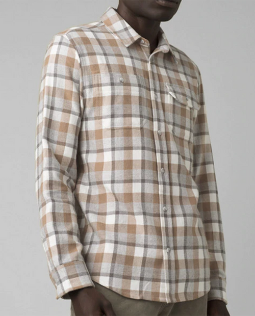 Mens Hatcher Flannel - Slim