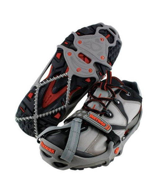 YAKTRAX Run MD - GRAY/RED - MEDIUM