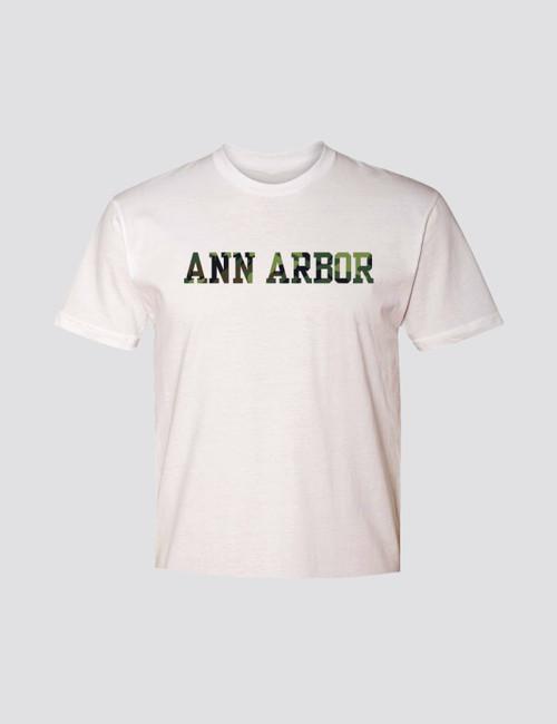 A2 T-Shirt - Camo