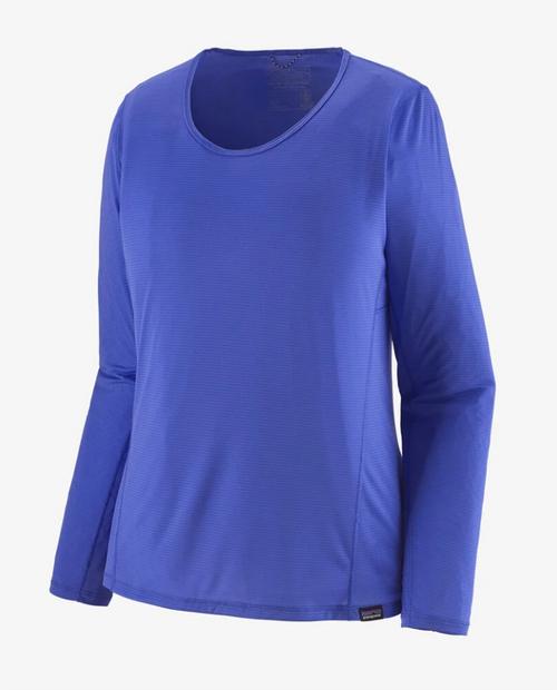 PATAGONIA Womens Long Sleeve Cap Cool Lightweight Shirt