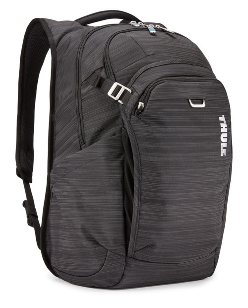 THULE Construct 24L Backpack in BLACK