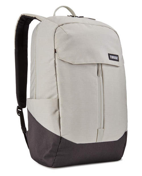 THULE Lithos Backpack 20L in CONCRETE /BLACK