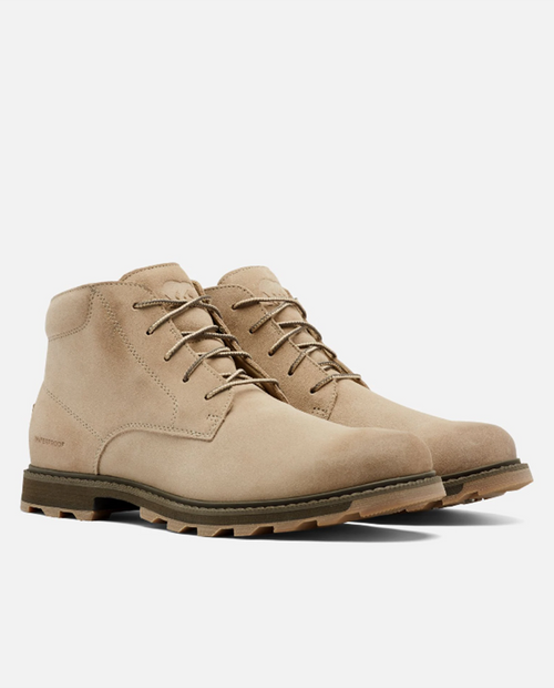 Mens Madson II Chukka WP - Sandy Tan
