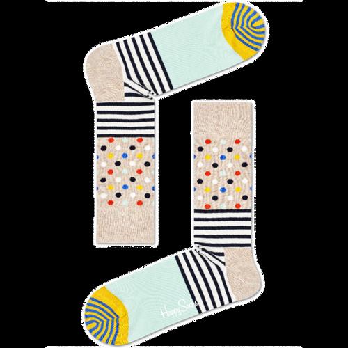 Stripes and Dot Socks