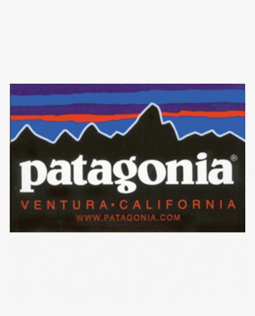 PATAGONIA Classic Patagonia Sticker
