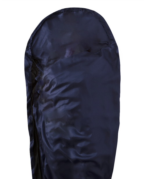 Premium Silk Travel Liner - Mummy with Hood