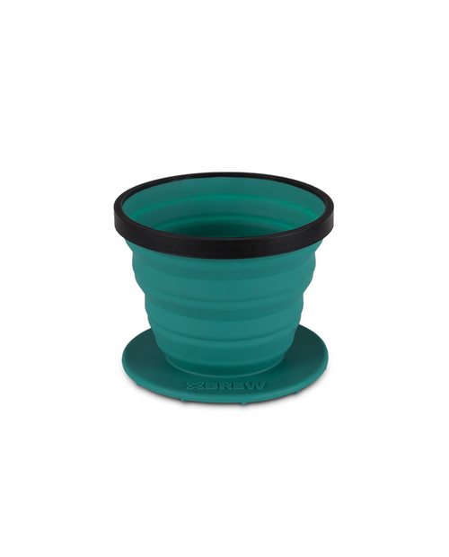 X-Brew Coffee Dripper - Pacific Blue