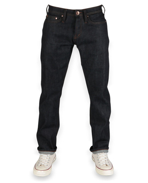 THE UNBRANDED BRAND Tapered Stretch Selvedge