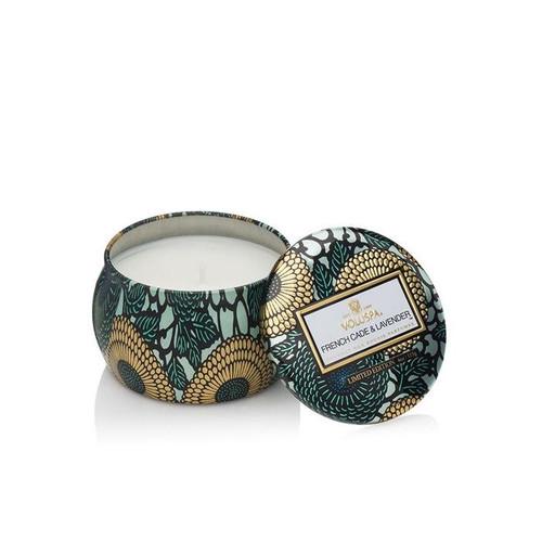 Mini Decorative Tin Candle 25 Hour