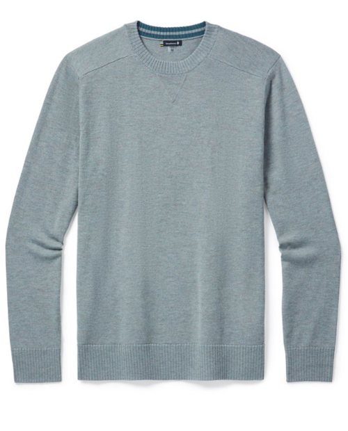 SMARTWOOL Mens Sparwood Crew Sweater