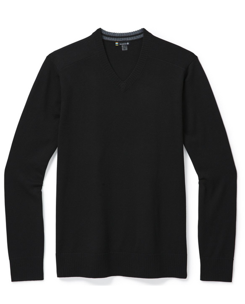 Mens Sparwood V-Neck Sweater