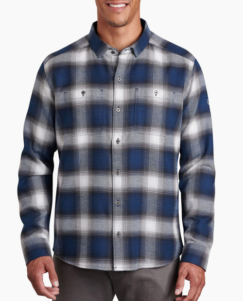 KUHL Mens Law Flannel LS