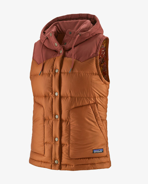 Womens Bivy Hooded Vest