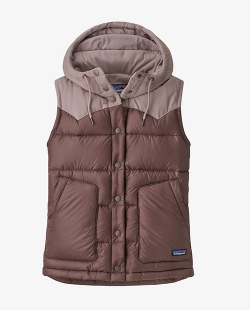 PATAGONIA Womens Bivy Hooded Vest