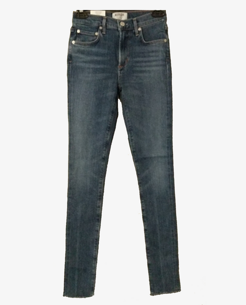 Womens Sophie High Rise Skinny Ankle