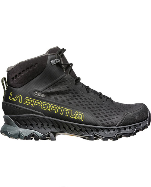 LA SPORTIVA Mens Stream GTX BLACK/YELLOW