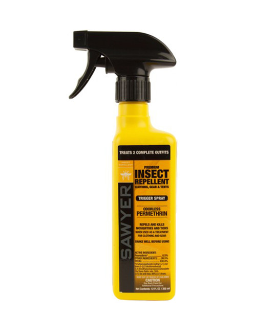 SAWYER OUTDOOR PROTECTION Permethrin Insect Repellent 12oz Pump