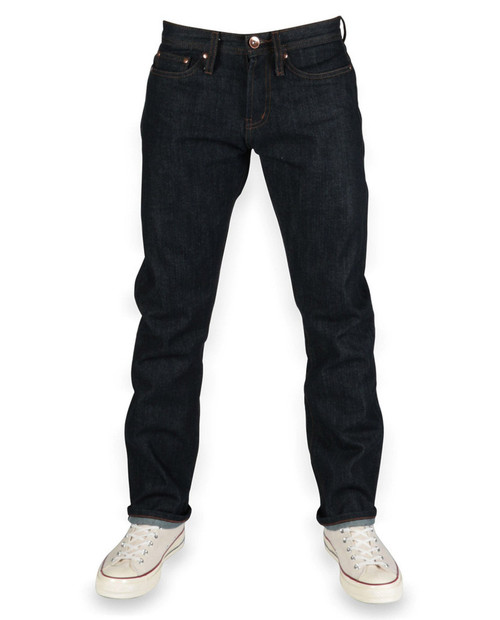 THE UNBRANDED BRAND Tapered - INDIGOSELVEDGE