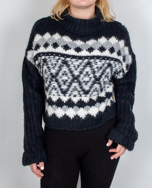 Womens Alpine Pullover