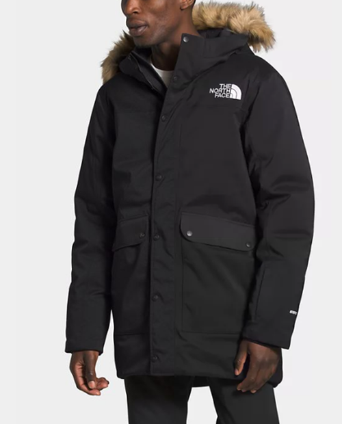 Mens New Futurelight Defdown Parka