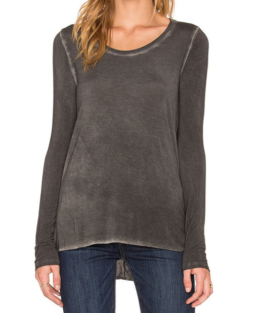 PAIGE Odette Long Sleeve Shirt