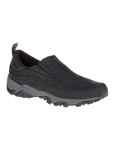 MERRELL Mens Coldpack Ice+ Moc WTPF Black