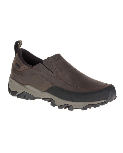 MERRELL Mens Coldpack Ice+ Moc WTPF Brown