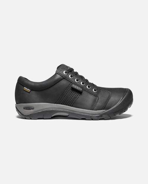 KEEN Men's Austin WP M-Black