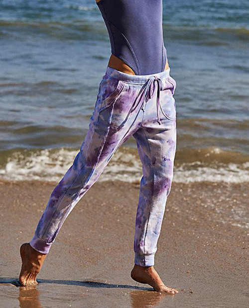 Women's Tie Die Work It Out Jogger