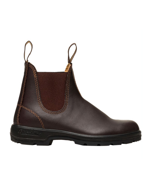 BLUNDSTONE Super 550 Boots - WALNUT