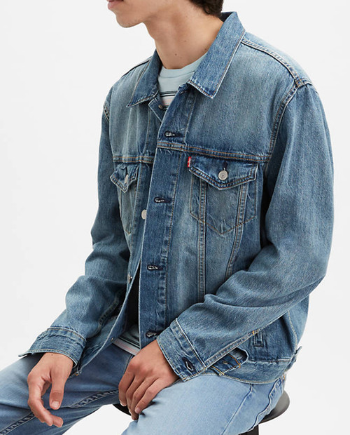 LEVIS PREMIUM The Trucker Jacket