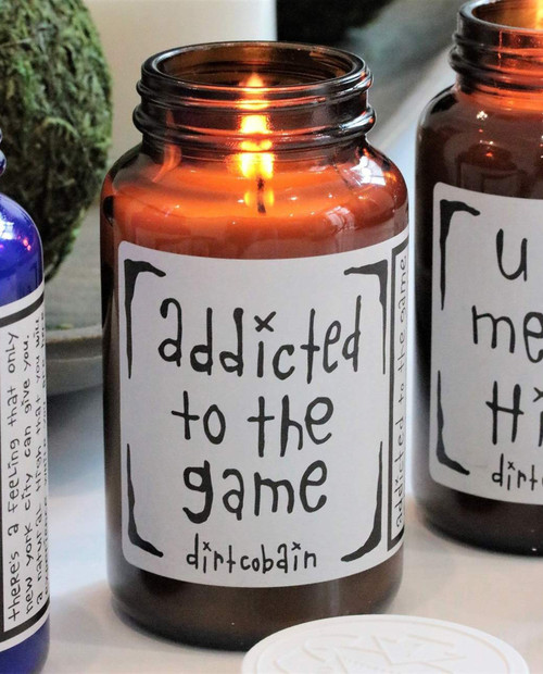 THOMPSON FERRIER Addicted to the Game Candle