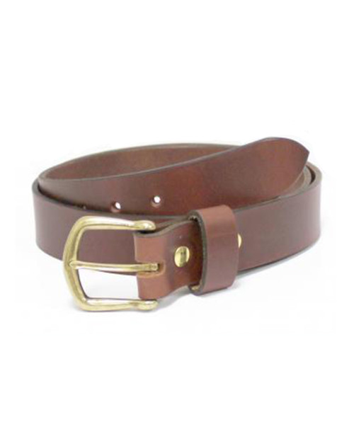 38mm Shackleton Leather Belt