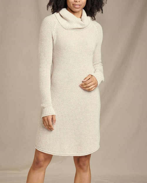 TOAD AND CO Women's Chelsea Turtleneck Dress