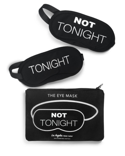 LOS ANGELES TRADING CO Tonight Eye Mask