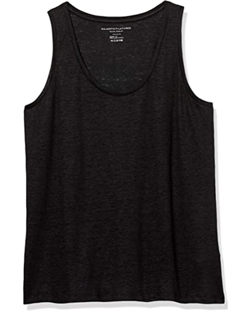 Deluxe Cotton Scoop Neck Tank