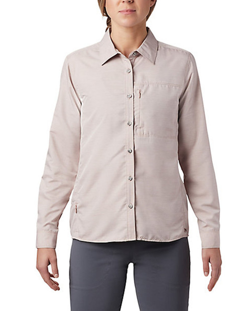 MOUNTAIN HARDWEAR Women's Canyon Long Sleeve Shirt