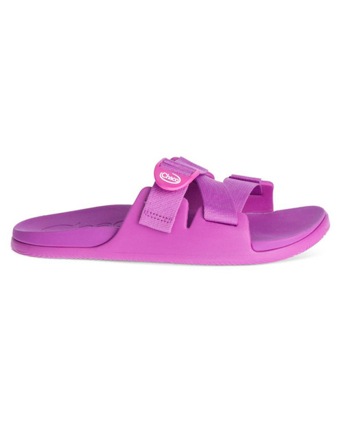 Womens Chillos Slide - Purple