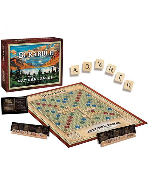 Scrabble National Parks